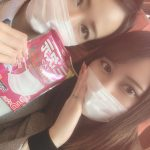 今日のマスク♡