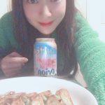 オリオンビールと緑♡